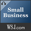 Wall Street Journal on Small Business Logo