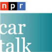 NPR: Car Talk Podcast Logo