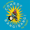 Comedy Bang Bang: The Podcast Logo