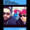 Metro And Gordon Do The Internet (mp3) Logo