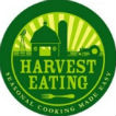 The Harvest Eating Podcast Logo