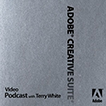 Adobe Creative Suite Video Podcast Logo