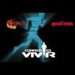 Correr es Vivir Logo