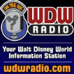 The WDW Radio Show - Your Walt Disney World Information Station Logo