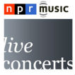 NPR: Live In Concert from NPR's All Songs Considered Podcast Logo