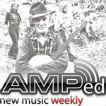 AMPed New Music Weekly Logo