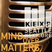 KEXP Presents Mind Over Matters Sustainability Segment Logo
