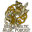 Irish & Celtic Music Podcast Logo