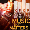 KEXP Presents Music That Matters Logo