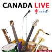 Canada Live from CBC Radio 2 Logo