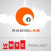 WNYC's Radiolab Logo