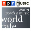NPR: World Cafe Words and Music from WXPN Podcast Logo