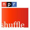 NPR: Shuffle Podcast Logo