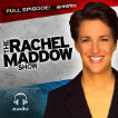 MSNBC Rachel Maddow (audio) Logo