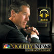 NBC Nightly News (audio) Logo
