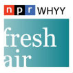 NPR Programs: Fresh Air Podcast Logo