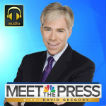 NBC Meet the Press (audio) Logo