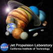 Podcast for audio and video - NASA's Jet Propulsion Laboratory Logo