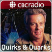 Quirks and Quarks Complete Show from CBC Radio Logo