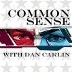 Common Sense with Dan Carlin Logo