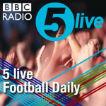 5 live Football Daily Logo