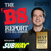 ESPN: The B.S. Report with Bill Simmons Logo