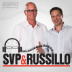 ESPN Radio: SVP & Russillo Logo