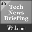 Wall Street Journal Tech News Briefing Logo