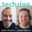 techzing tech podcast Logo