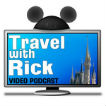 Travel with Rick Logo