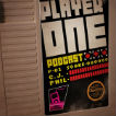 Player One Podcast Logo