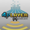 4Player Podcast Logo