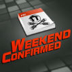 Weekend Confirmed: The Video Game Show Logo