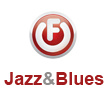 FilmOn Jazz and Blues Logo