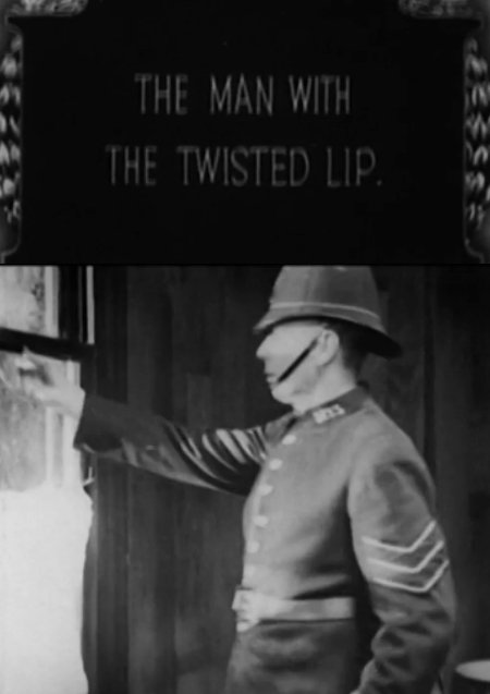 analysis of the man with the twisted lip